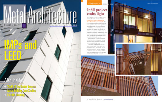 Light Box_Metal Architecture