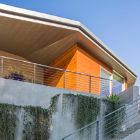 Fold View House